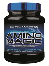 Aminosäuren Muskelaufbau Amino Magic Scitec Nutrition