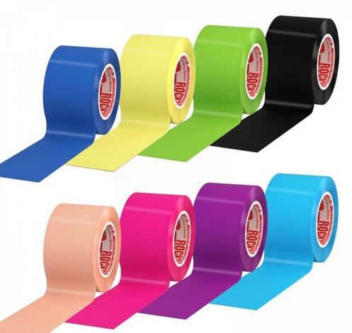 rocktape multicolor taping-rolle