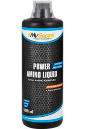 Supplements Muskelaufbau Power Amino Liquid My Supps