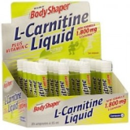 Weider L-Carnitine Liquid 10 Ampullen 25 ml