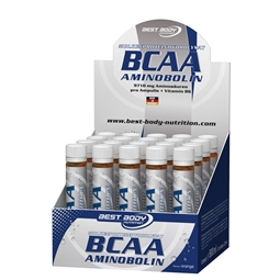 Best Body BCAA Aminobolin - 20 Trinkampullen - Best Body Nutrition®