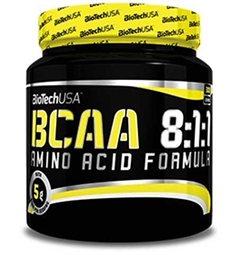 BioTech USA BCAA 8:1:1 300 g - Neutral - BioTech USA