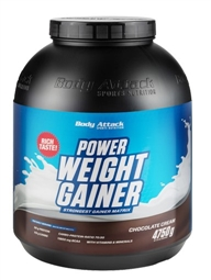 Power Weight Gainer - 4750 g Dose - Body Attack Sports Nutrition®