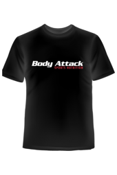 Body Attack Sports Nutrition T-Shirt
