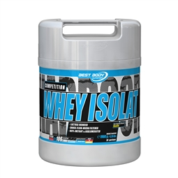 Whey-Competition-Isolat - 1900 g - Best Body Nutrition®