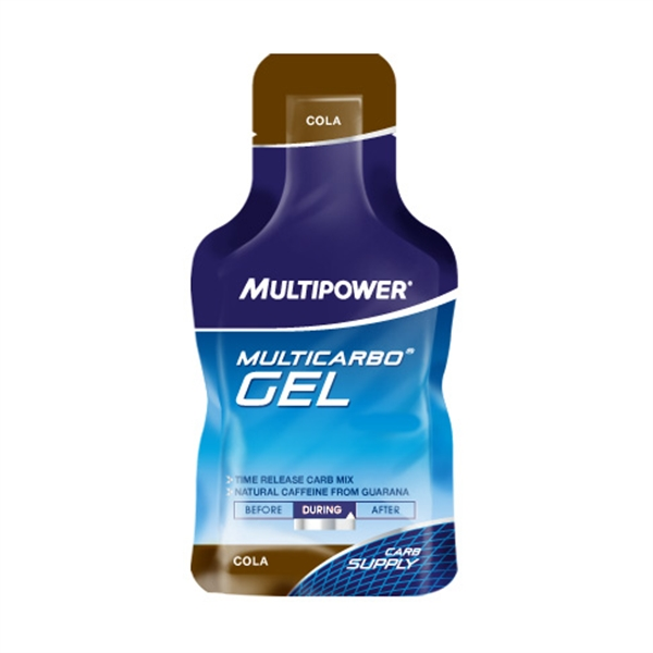 Multipower Multicarb Gel