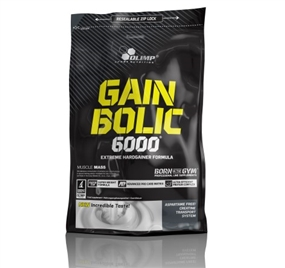 Olimp Gain Bolic 6000 - 1kg Beutel - OLIMP® Sport Nutrition