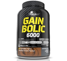 Olimp Gain Bolic 6000 - 3,5 kg Dose - OLIMP® Sport Nutrition
