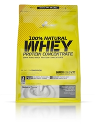 Olimp Natural Whey Protein Concentrate - 700 g - OLIMP® Sport Nutrition