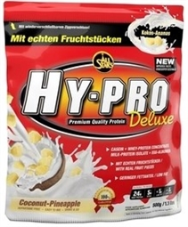 Hy-Pro Deluxe Protein - 500 g Kokos-Ananas - All Stars