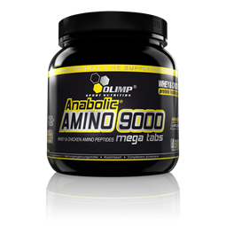 Olimp Amino 9000 Mega Tabs - 300 Tabletten - OLIMP® Sport Nutrition