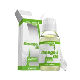 Vital Omega 3 Oil - 150 ml - Stoffwechselkur - Best Body Nutrition®
