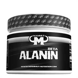 Mammut Beta Alanin Powder - 300 g Dose - MAMMUT Nutrition