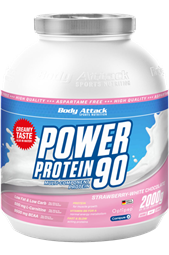 Body Attack Power Protein 90 - 2 kg Dose - Body Attack Nutrition®