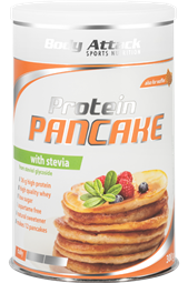 Protein Pancake mit Stevia - 300 g Dose - Body Attack Sports Nutrition®