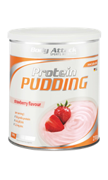 Body Attack Protein Pudding 210g - Body Attack Sports Nutrition®