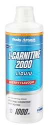 L-Carnitine Liquid 2000 - 1000 ml - Body Attack Sports Nutrition®