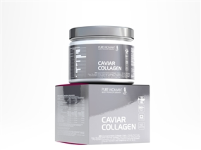 Pure Woman Caviar Collagen Pulver 300g - Pure Woman