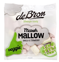 de Bron LowCarb - Marsh Mallows - 75 g Beutel - deBron