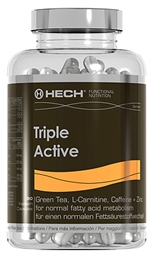 Triple Active - 90 Kapseln - HECH® Functional Nutrition