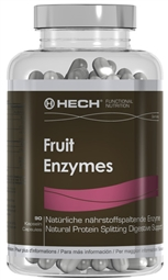 Fruit Enzymes - 90 Kapseln - HECH® Functional Nutrition