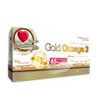 Olimp Omega 3 Gold 65% - 60 Caps - OLIMP® Sport Nutrition