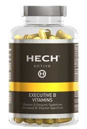 Executive B Vitamins - 90 Kapseln - HECH® Functional Nutrition