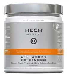 HECH Acerola Cherry Collagen Drink 300g - HECH