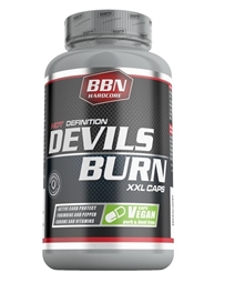 Hot Definition Devils Burn XXL 100 Kapseln - Best Body Nutrition®
