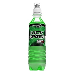 Kick Speed Energy-Drink - 0,5 l PET Flasche - Best Body Nutrition®