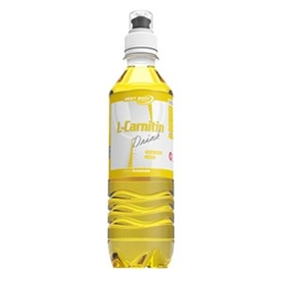 L-Carnitin-Drink - 500 ml PET Flasche - Best Body Nutrition®