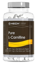 Pure L-Carnitine - 90 Kapseln - HECH® Functional Nutrition