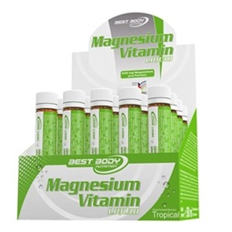 Magnesium - 20 Trinkampullen - Best Body Nutrition®