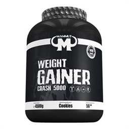 Mammut - Weight Gainer Crash 5000 - 4500 g Dose - MAMMUT Nutrition