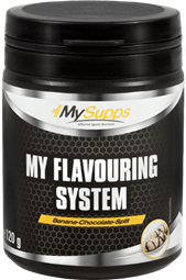 My Flavouring System - 120 g Dose - My Supps