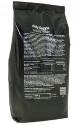 Muscle Whey - 500 g Beutel Erdbeere - My Supps