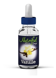Nutriful Flavor Drops Vanille 30 ml - Nutriful