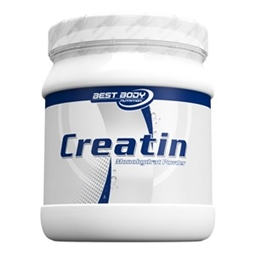 Creatin-Monohydrat - 500g Dose - Best Body Nutrition®