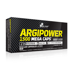 Olimp Argi Power - 120 Caps - OLIMP® Sport Nutrition