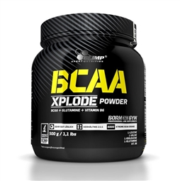 BCAA Xplode Powder - 500 g Dose Cola - OLIMP® Sport Nutrition