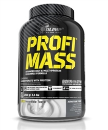 Olimp Profi Mass Gainer - 2,5 kg Dose - OLIMP® Sport Nutrition