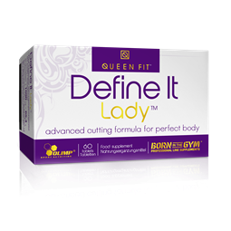 Queen Fit Define It Lady - 50 Tabs - OLIMP® Sport Nutrition