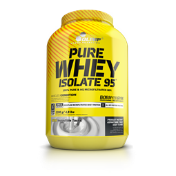 Olimp Pure Whey Isolate 95 2200g - OLIMP® Sport Nutrition
