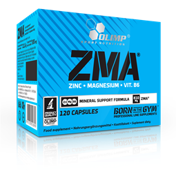 Olimp ZMA - Vitamine - 120 Caps - OLIMP® Sport Nutrition