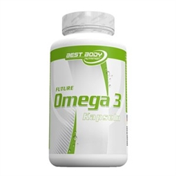 Omega 3 Lachsöl - 150 Caps - Best Body Nutrition®