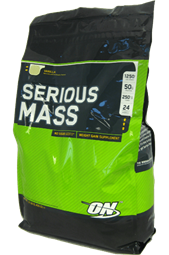 Serious Mass - 5455 g Beutel - Optimum Nutrition