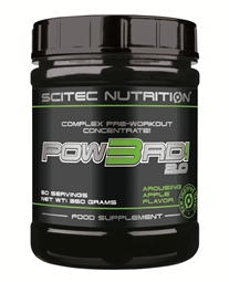 POW3RD! 2.0 Workout Booster - 350 g Dose - Scitec Nutrition®
