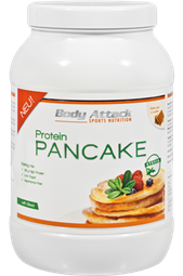 Protein Pancake mit Stevia - 900 g Dose - Body Attack Sports Nutrition®