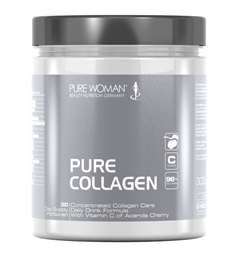 Pure Woman Pure Marine Collagen & Q10 300g - Pure Woman®