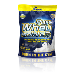 Olimp Pure Whey Isolate 95 - 600 g Beutel - OLIMP® Sport Nutrition